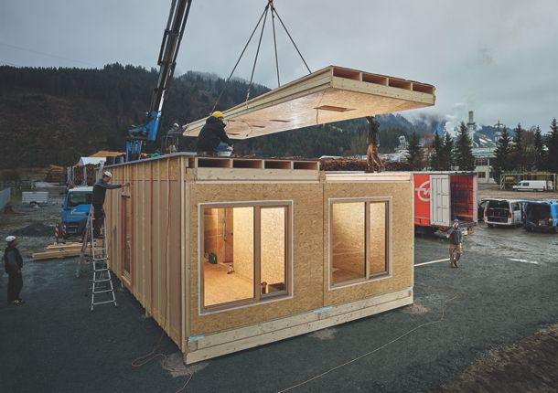 EGGER Concept House