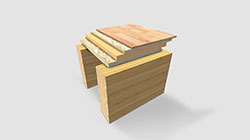 Flooring Boards Structure