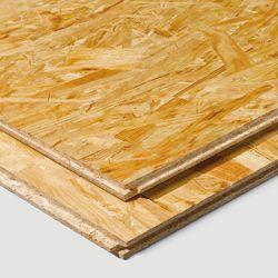 OSB flooring boards