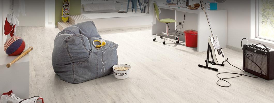 Korková podlaha v dětském pokoji – perfektní pro plánování podlah