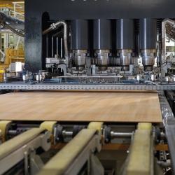 Struktura podlah a přesné detaily produktu