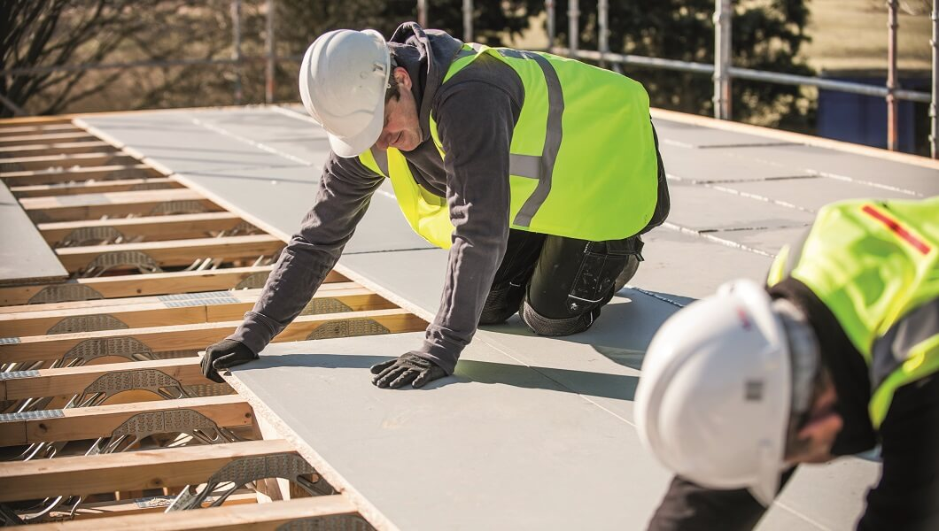 Providing a helping hand for construction sites