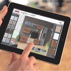 Použijte náš nástroj k zobrazení prostoru pro vybranou podlahu