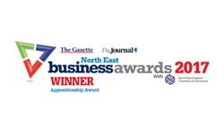 North East Business Awards 2017: Apprenticeship