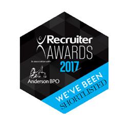 Recruiter Awards 2017