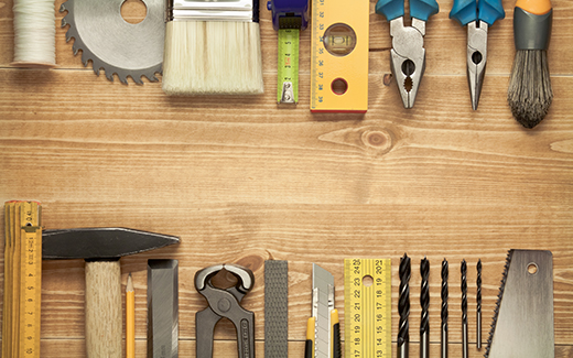 Important tools and accessories for the flooring installation