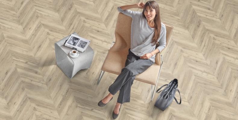Succès des revêtements de sol au salon DOMOTEX