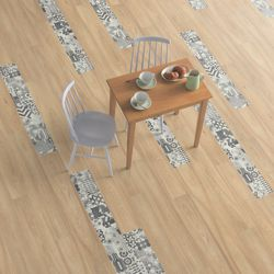 Each format used for our floorboards has its own unique features.