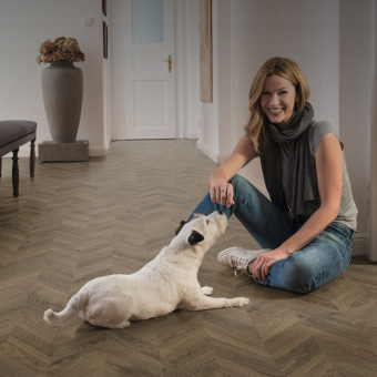 HOME laminate flooring - When you want to install laminate yourself.