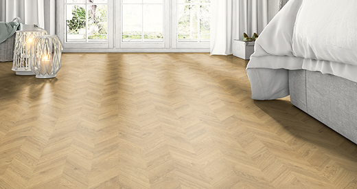 Find out how the product characteristics determine the flooring design.