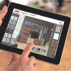 Use our tool to visualise the space using selected flooring