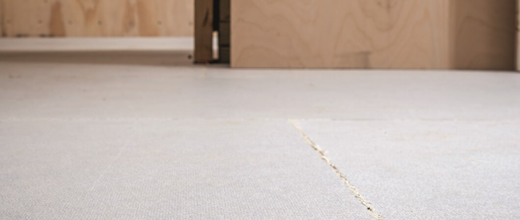 EGGER Protect provides a hard-wearing, anti-slip surface for to cope with high traffic. © EGGER