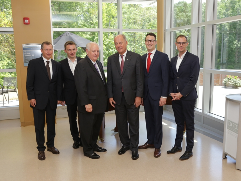 EGGER announces plans for a Greenfield project in the USA
