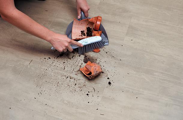 Voděodolná podlaha Design