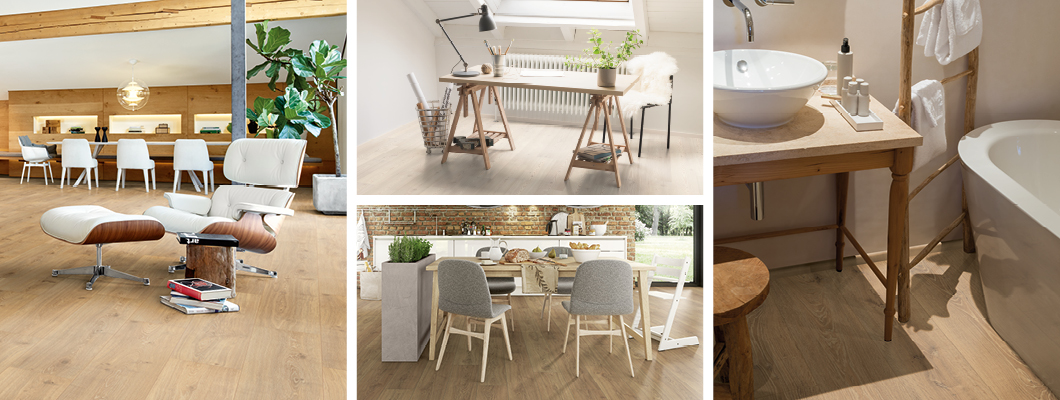 We have the right flooring for each flooring utility class