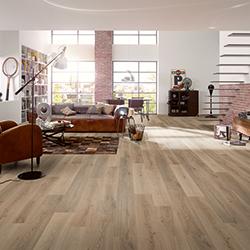 EGGER Laminate flooring promises the highest quality