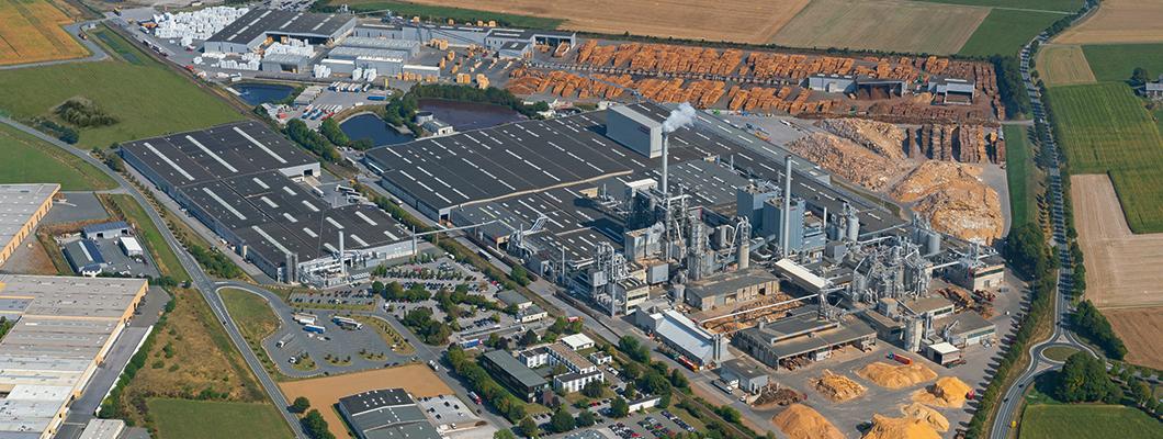 EGGER Werk in Brilon im Sauerland