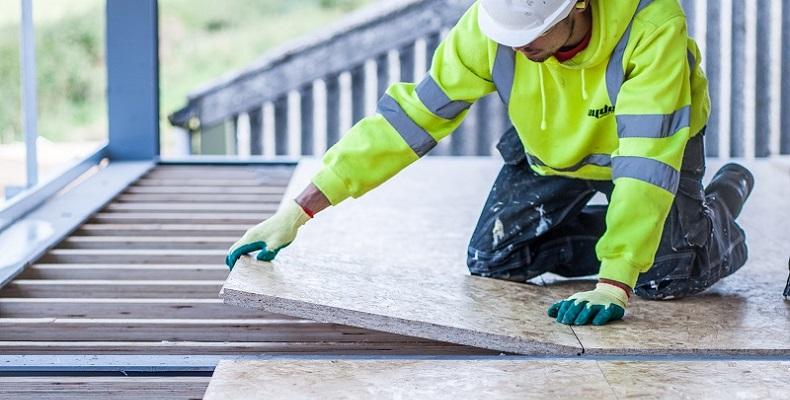 EGGER flooring helps Wyder reach new heights!