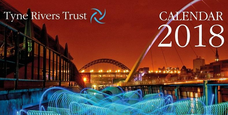 2018 Tyne Rivers Trust calendar