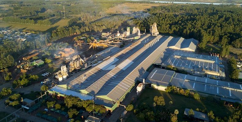 Masisa plant in Concordia