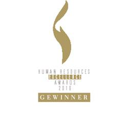 Gewinner Human Ressources Excellence Award 2016