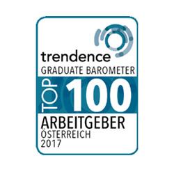 Trendence Graduate Barometer Top 100