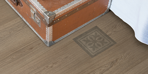 All flooring colours for the Modern Classics furnishing style