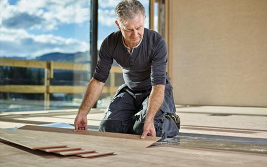 U našim video uputstvima ćete saznati sve o montaži podova