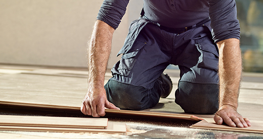 Product knowledge, skirting boards, stairs - everything a flooring professional needs to know