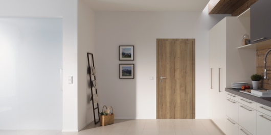 Laminates for door coating: H1180 ST37