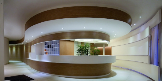 Egger laminates on curved surfaces: H3006