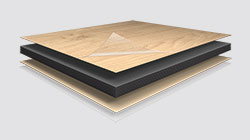 Compact Laminate Structure