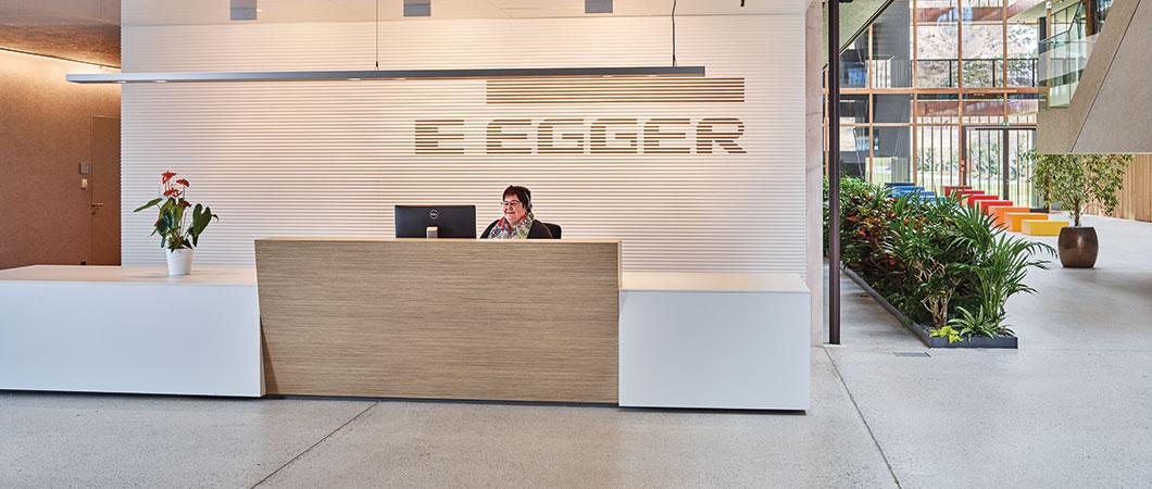 Willkommen bei EGGER