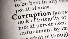 Richtlijn corruptie