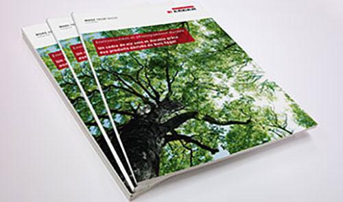 环保宣传册