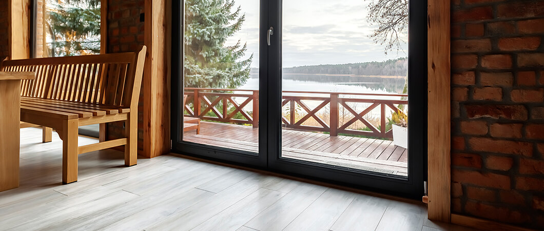 EGGER Laminate flooring is lightfast - even with high levels of sun exposure.