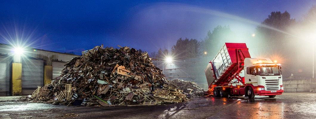 Timberpark - Reciclare integrală a lemnului