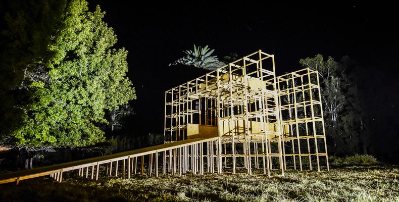 Proyecto Contensor - Pascuale Arquitectos
