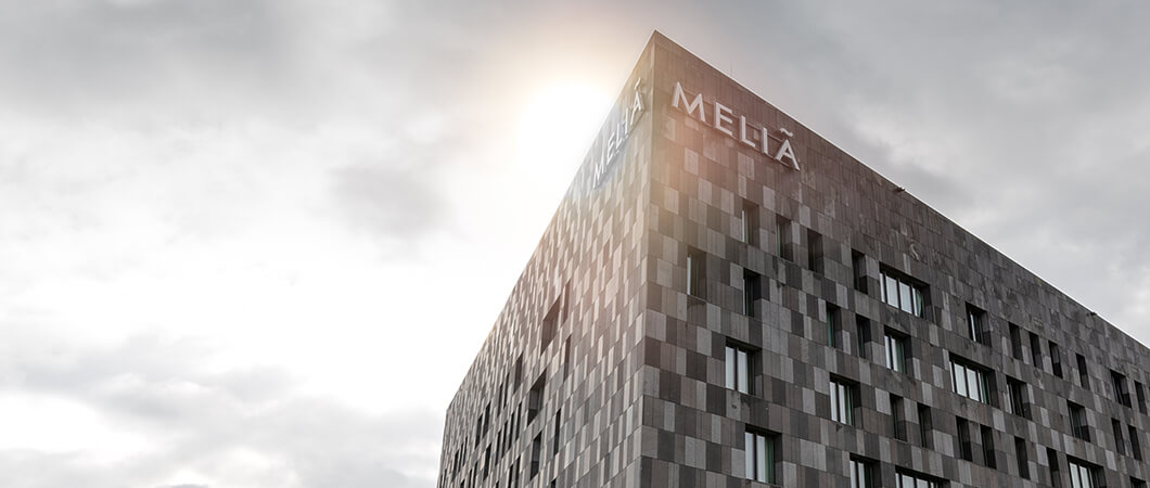 Meliá Luxemburg is one of the best business hotels in the city.