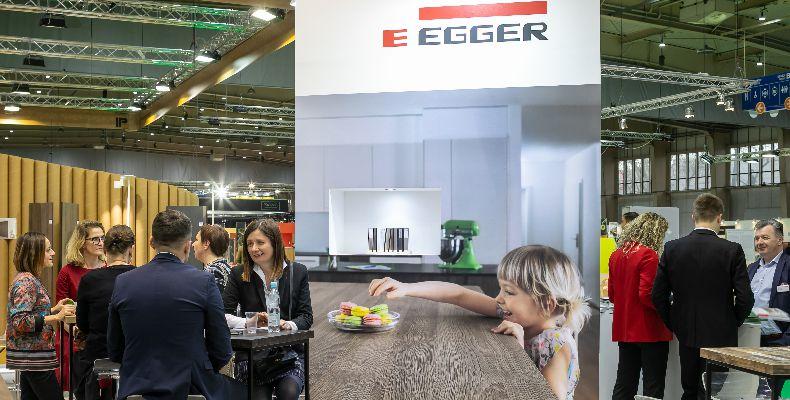 EGGER na Arena Design 2019