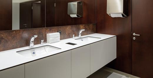 Compact Laminate_bathroom use