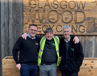 Glasgow Wood Recycling