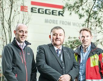 EGGER Forestry: ISO Certification