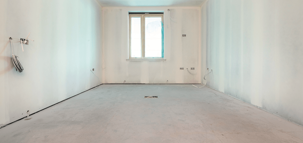 EGGER Protect and Joint and Joist Adhesive in use as structural flooring throughout the build of the community hub. © EGGER (UK) Ltd