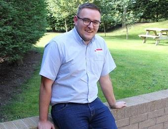 Connor Paterson, Customer Relationship Representative (Scotland)
