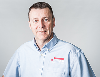 Mark Hayton, Director of Timberpak Limited