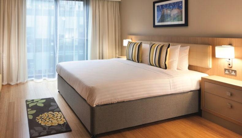 Гостиница Marriott Residence Inn