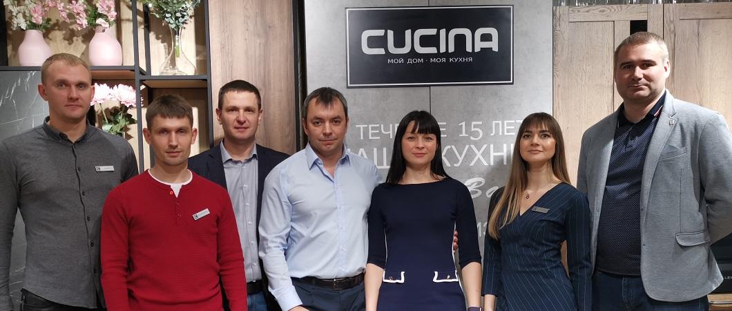 Фабрика CUCINA, партнер компании ЭГГЕР, стала обладателем национальной премии «Российская кабриоль»