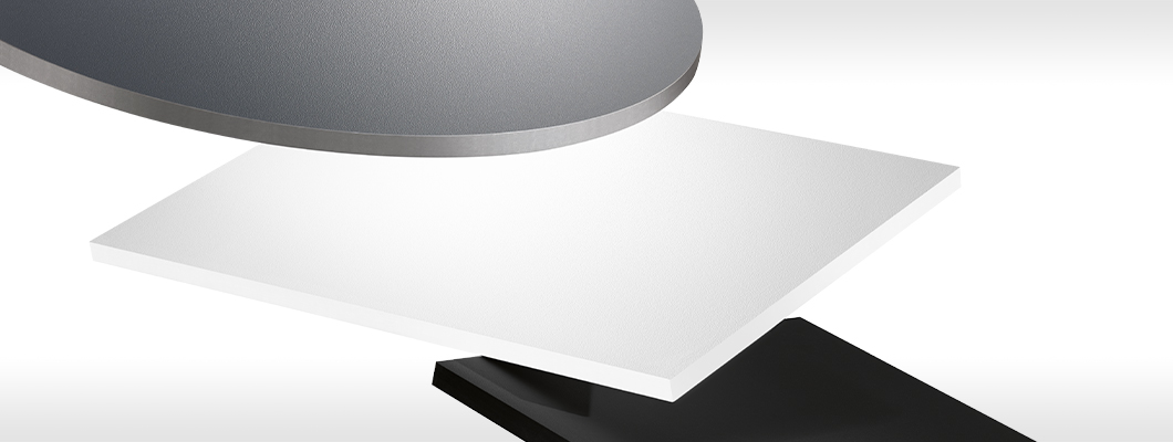 Compact laminate – the safe solution for heavily used surfaces