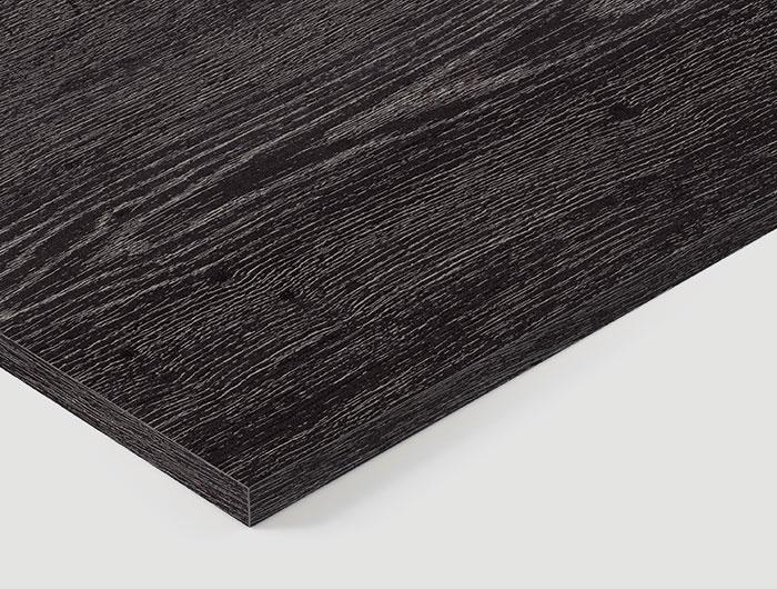 H3178  ST37 Black Glazed Halifax Oak